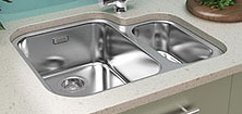 Undermount sinks